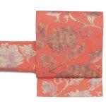 未使用 袋帯 リサイクル袋帯古典柄 中古袋帯 袋帯京都