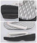 新品 EVA草履 ソフト鼻緒草履 履物 大きいサイズ LL 「ぞうり 和装小物」a5m1m7 アウトレット価格 雨草履 卒業式 入学式 博多織